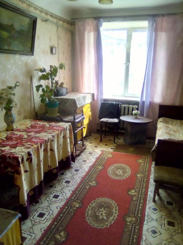 Квартира, 2-комн., Снежков, Валковский район, Мира (Ленина, Советская)
