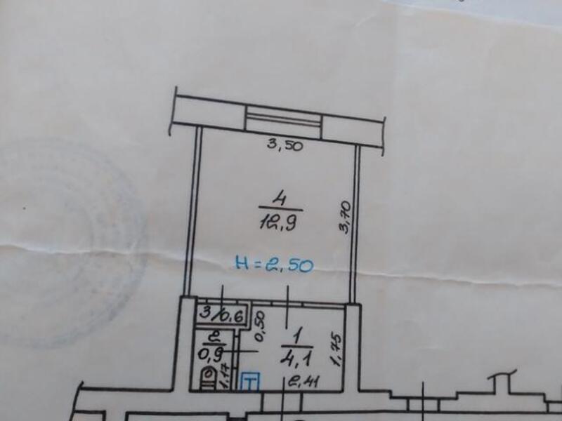 2 комнатная гостинка, Харьков, Новые Дома, Харьковских Дивизий (332600 1)