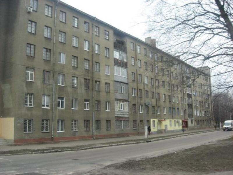 1 комнатная гостинка, Харьков, ХТЗ, Мира (Ленина, Советская) (360458 3)