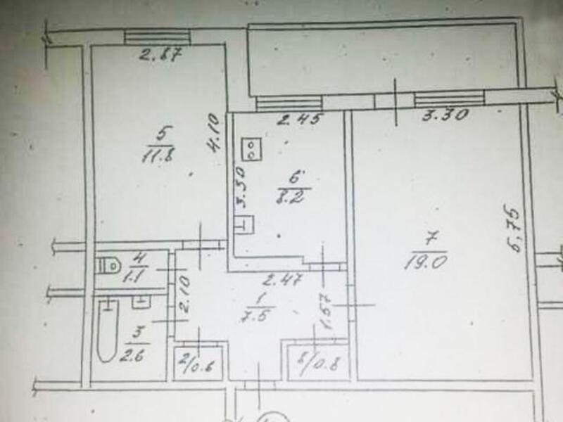 1 комнатная квартира, Харьков, Рогань жилмассив, Роганская (362266 2)