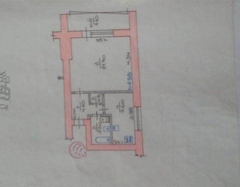 Купить 1-комнатная квартира, Борисовка, Садовая (Чубаря, Советская, Свердлова), Харьковская область