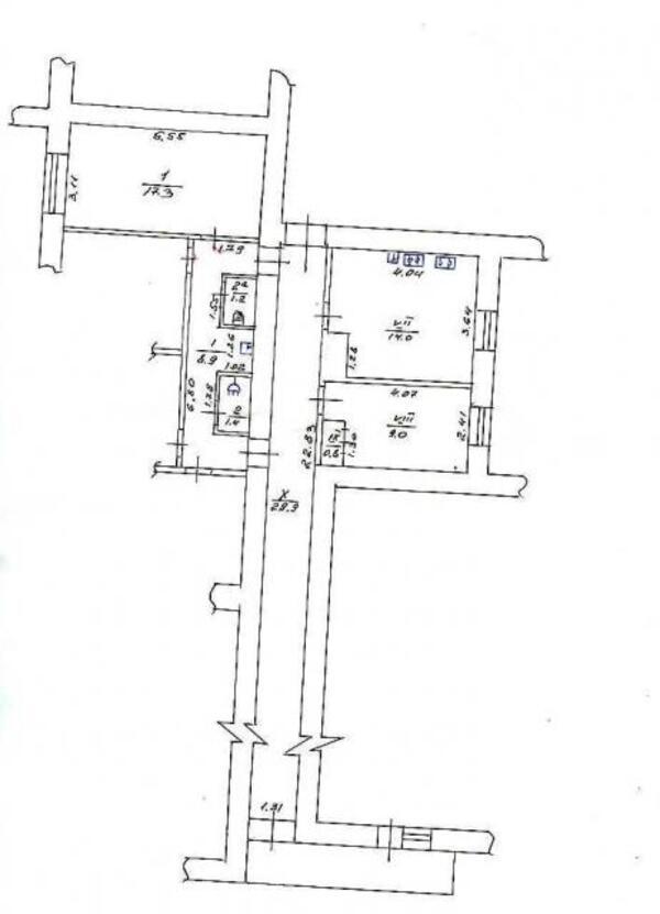 1 комнатная гостинка, Харьков, Холодная Гора, Петра Болбочана (Клапцова) (367257 1)