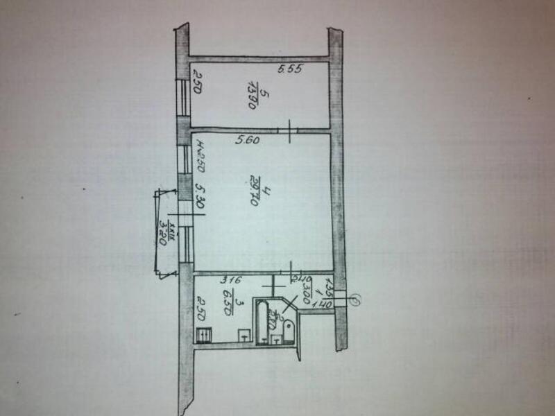 2 комнатная квартира, Покотиловка, Железнодорожная (50 лет ВЛКСМ. Фрунзе), Харьковская область (380494 1)