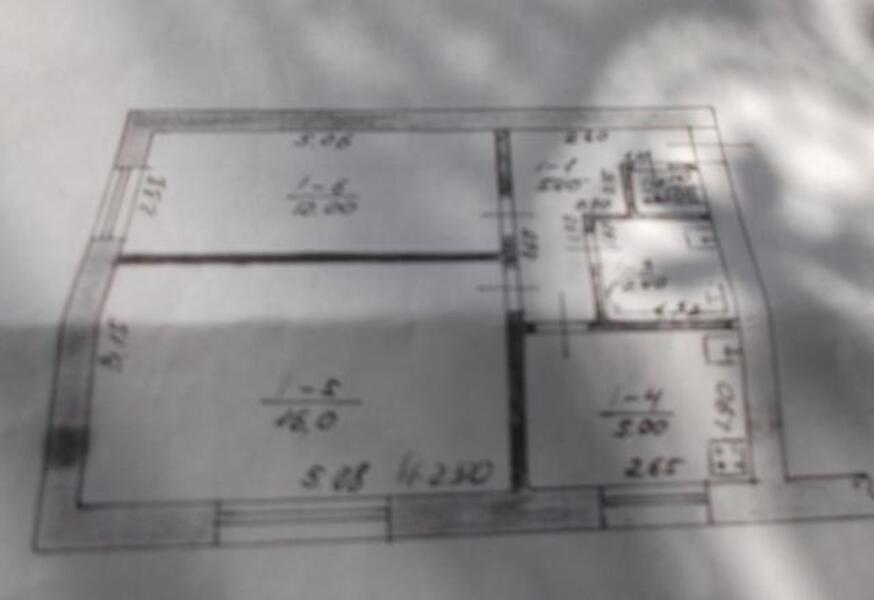 Купить 2-комнатная квартира, Высокий, Франко, Харьковская область