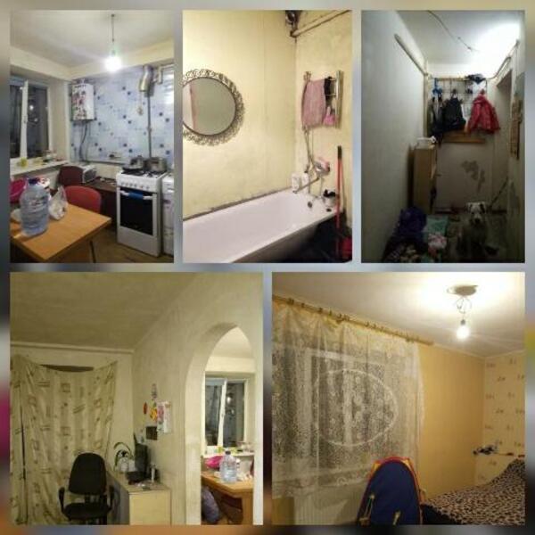 1 комнатная квартира, Харьков, ОСНОВА, Достоевского (423782 6)