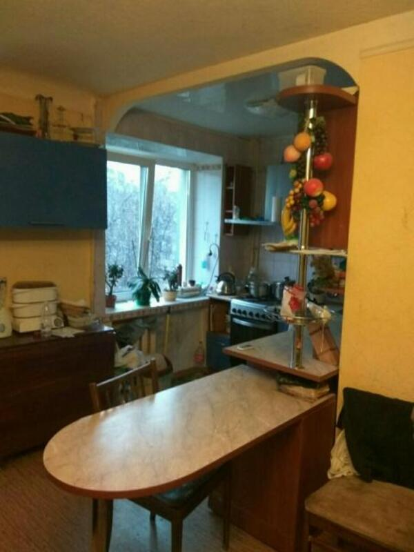 1 комнатная квартира, Харьков, Залютино, Золочевская (424224 6)