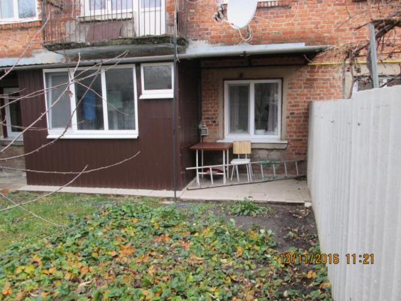 1 комнатная квартира, Золочев, Центральная (Кирова, Ленина), Харьковская область (429697 5)