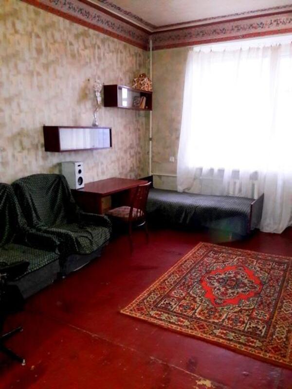 1 комнатная гостинка, Харьков, ХТЗ, Таджикская (431349 1)