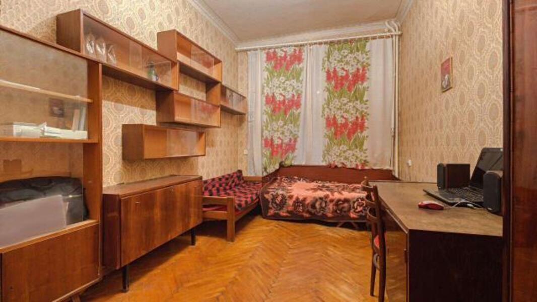 2 комнатная квартира, Харьков, НАГОРНЫЙ, Лермонтовская (431880 3)