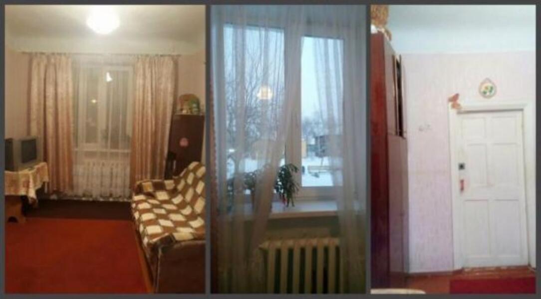 1 комнатная гостинка, Харьков, ХТЗ, Таджикская (433055 2)