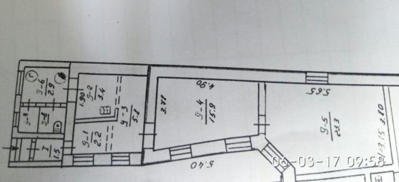 2 комнатная квартира, Харьков, Бавария, Ново Баварский пр. (Ильича пр.) (437029 1)