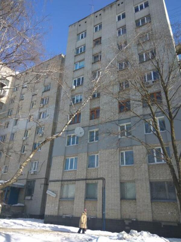 1 комнатная гостинка, Харьков, ХТЗ, Мира пр. (441574 5)