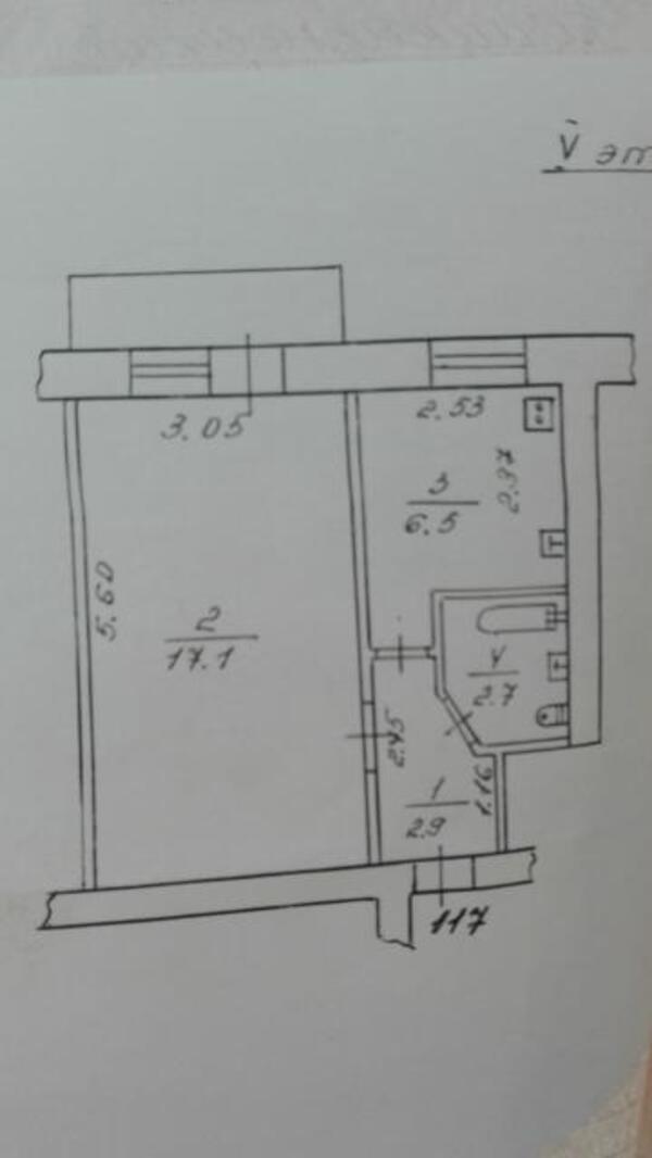 квартиру, 2 комн, Харьков, МОСКАЛЁВКА, Украинская (442640 1)