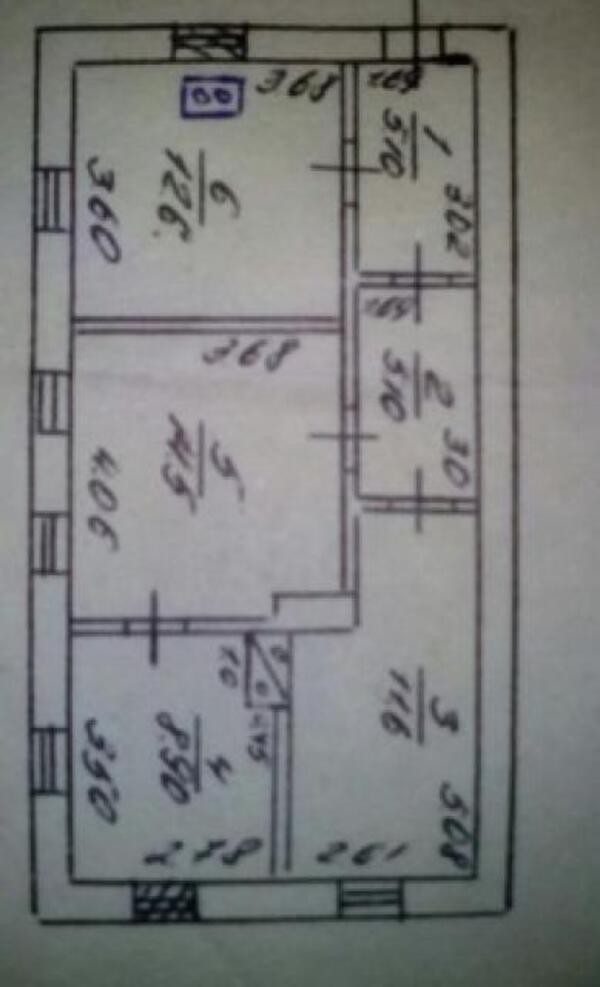 2 комнатная квартира, Харьков, Южный Вокзал, Рылеева (443325 1)