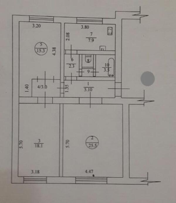 1 комнатная гостинка, Харьков, Старая салтовка, Халтурина (443740 1)