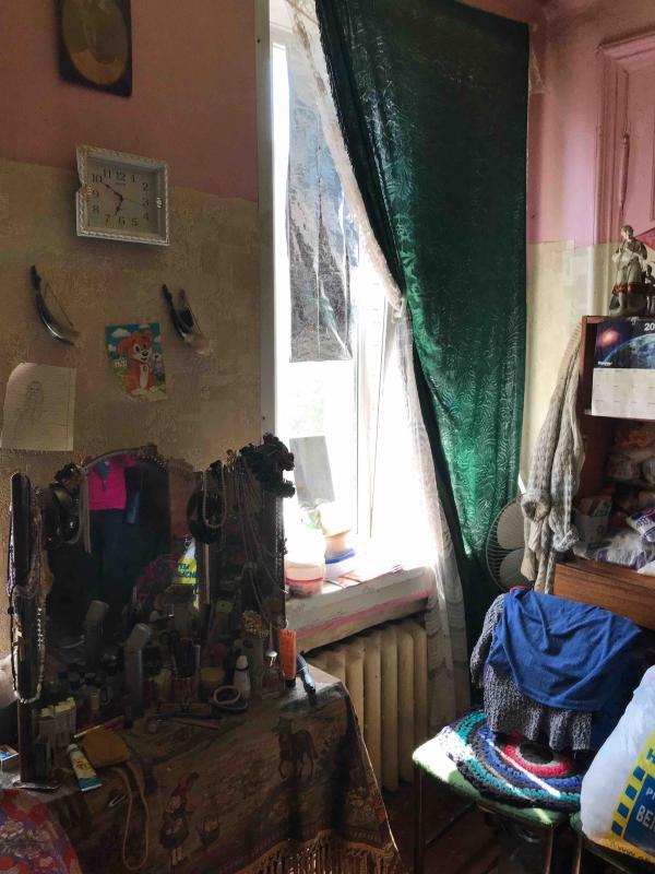 Купить 1-комнатная гостинка, Харьков, Южный Вокзал, Малогончаровская