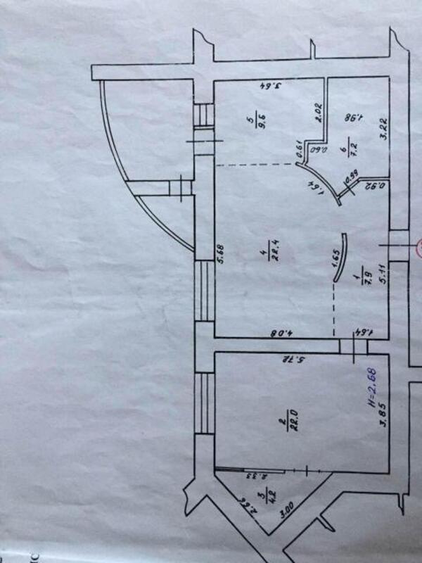 4 комнатная квартира, Харьков, Алексеевка, Алексеевская (448326 1)