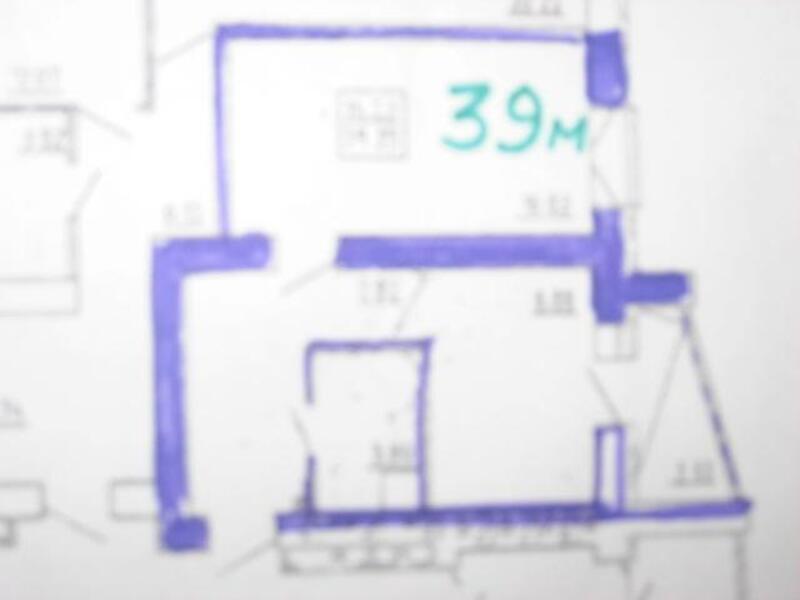 1 комнатная квартира, Харьков, Спортивная метро, Плехановская (455692 1)