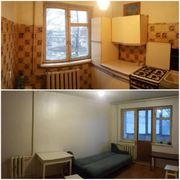 1 комнатная гостинка, Харьков, Новые Дома, Танкопия (457096 2)
