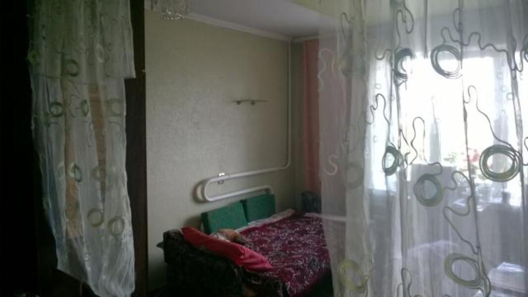 1 комнатная гостинка, Харьков, ОСНОВА, Валдайская (457842 7)