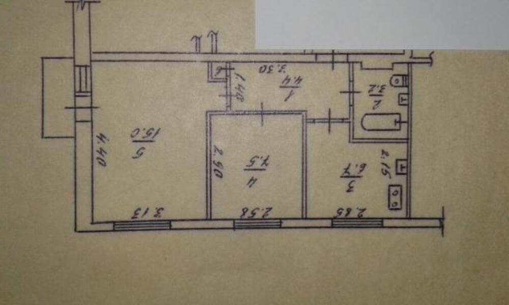 квартиру, 2 комн, Харьков, Восточный, Мира (Ленина, Советская) (461611 1)