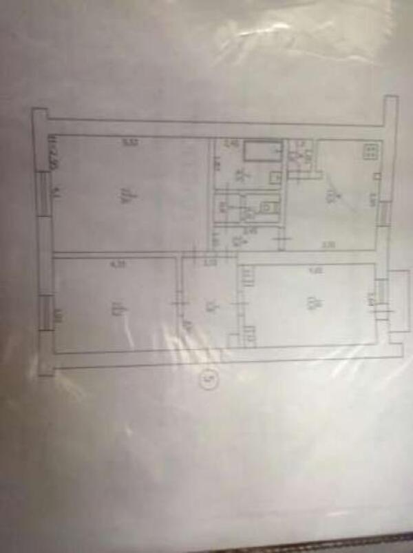 3 комнатная квартира, Покотиловка, Коцюбинского, Харьковская область (464165 1)