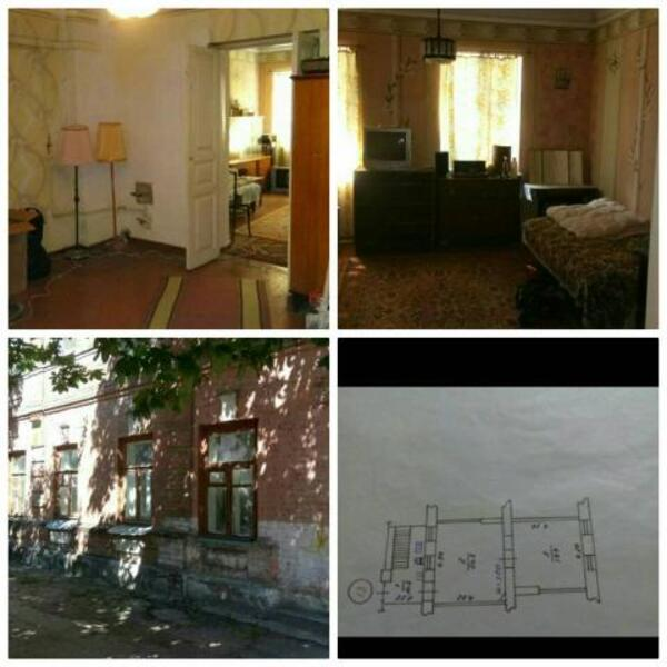 1 комнатная квартира, Харьков, ФИЛИППОВКА, Кибальчича (464366 1)