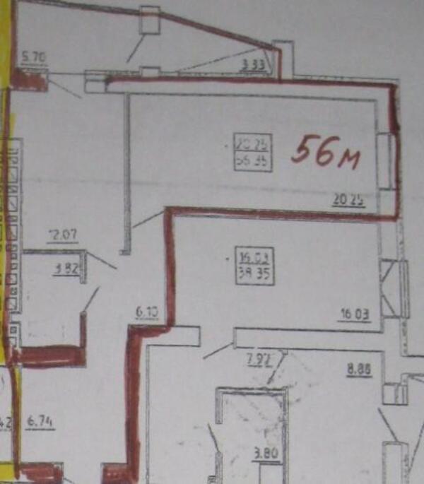 2 комнатная квартира, Харьков, Северная Салтовка, Дружбы Народов (464484 1)