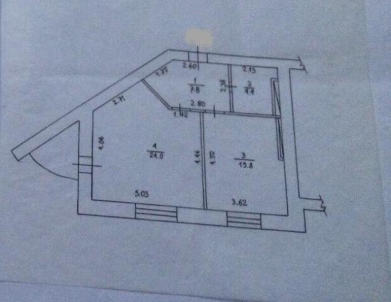 Продажа квартиры 1 комн в Харькове 6