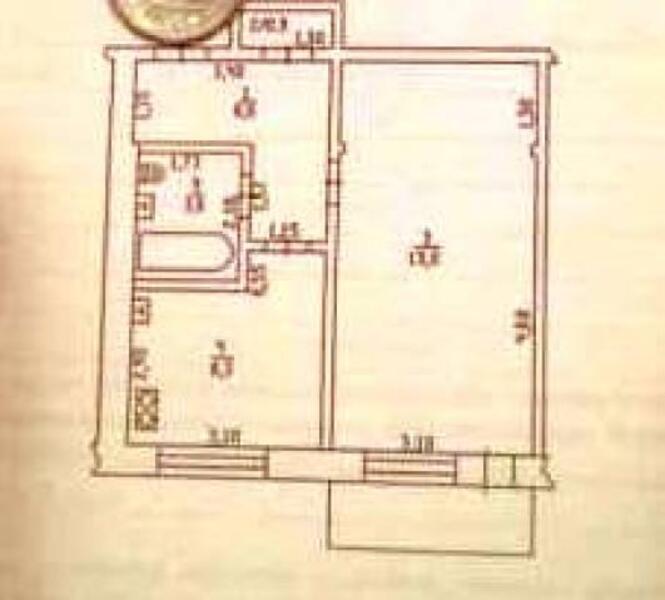 квартиру, 2 комн, Харьков, ОДЕССКАЯ, Гагарина проспект (465492 1)
