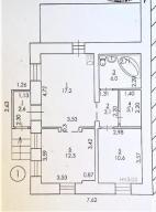 2 комнатная квартира, Харьков, Павлово Поле, 23 Августа (Папанина) (469131 2)