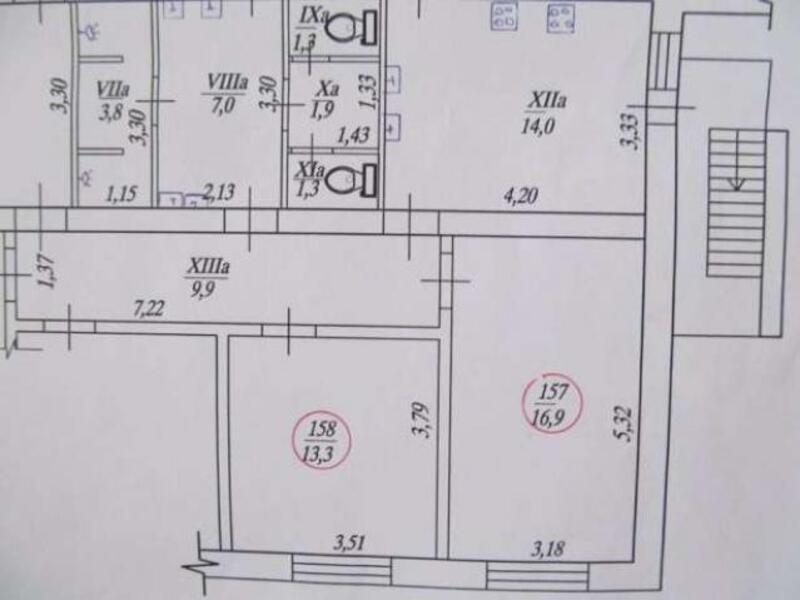 1 комнатная гостинка, Харьков, Защитников Украины метро, Московский пр т (469614 1)