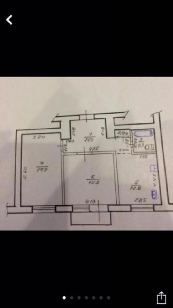 3 комнатная квартира, Харьков, Салтовка, Барабашова (470485 1)