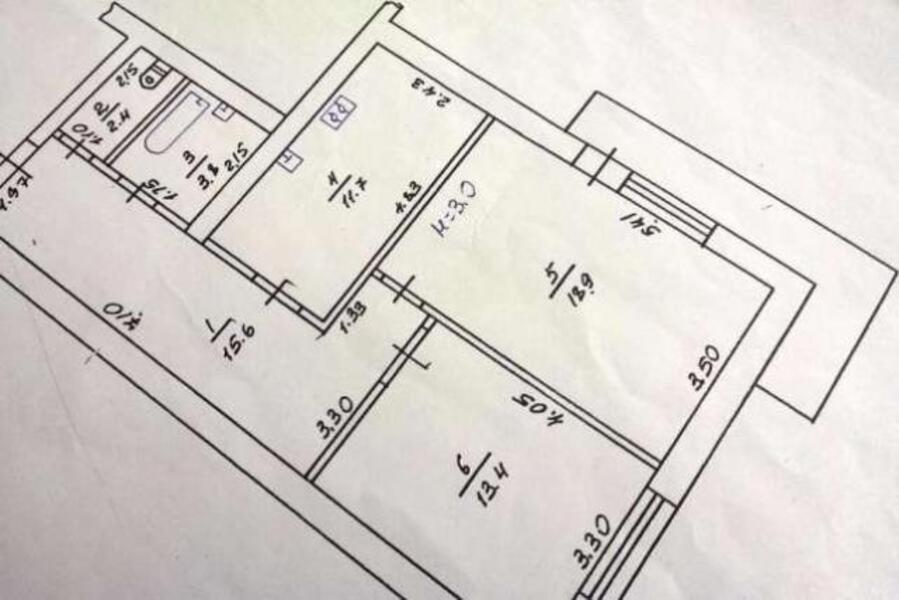 2 комнатная квартира, Харьков, Алексеевка, Победы пр. (470625 1)