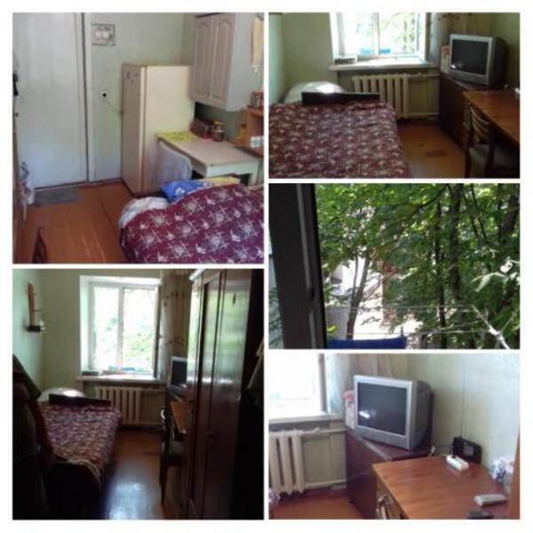 1 комнатная гостинка, Харьков, Павлово Поле, 23 Августа (Папанина) (471971 1)