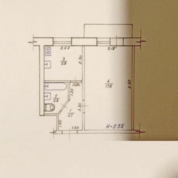 3 комнатная квартира, Харьков, Павлово Поле, Клочковская (473505 1)