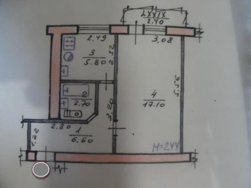 2 комнатная квартира, Высокий, Библиотечная, Харьковская область (475446 1)