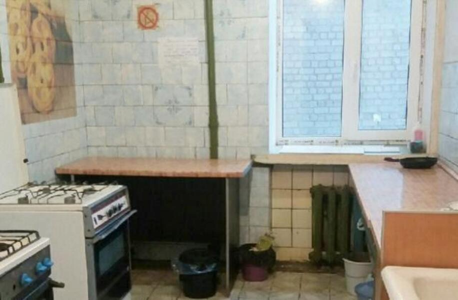 1 комнатная гостинка, Харьков, ХТЗ, Таджикская (476540 3)