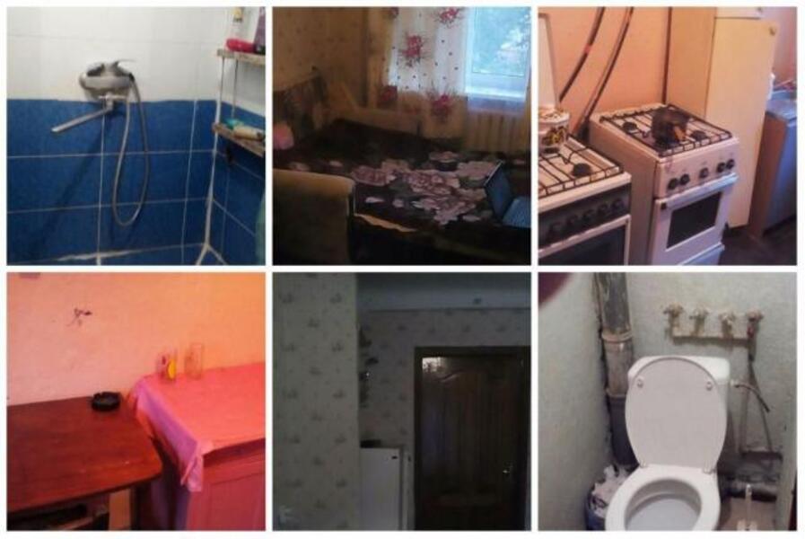 1 комнатная гостинка, Харьков, Салтовка, Благодатная ул. (Горького) (482807 1)