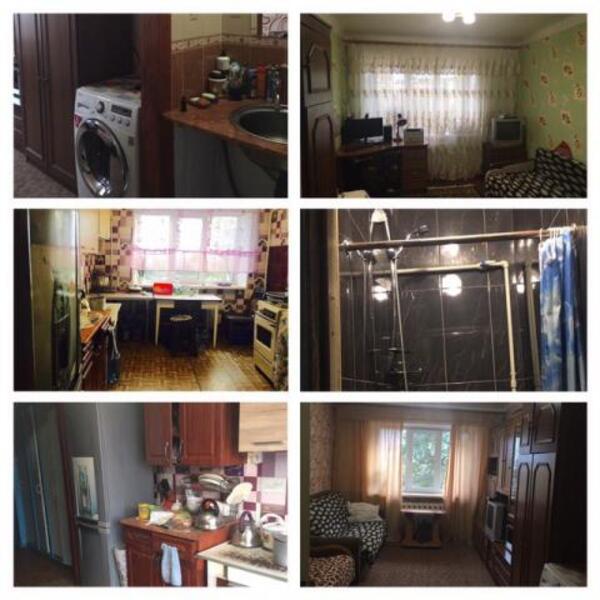 2 комнатная гостинка, Харьков, Павлово Поле, 23 Августа (Папанина) (483431 1)