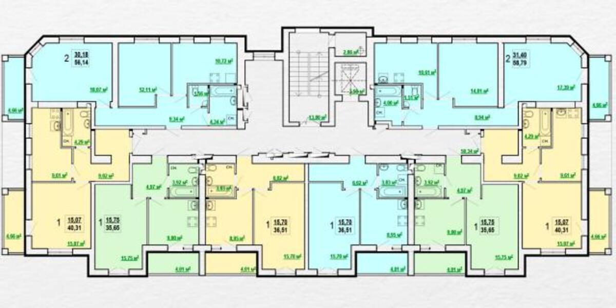 3 комнатная квартира, Харьков, Салтовка, Валентиновская (Блюхера) (483462 1)