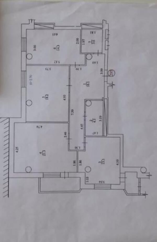 4 комнатная квартира, Харьков, Защитников Украины метро, Московский пр т (483575 1)