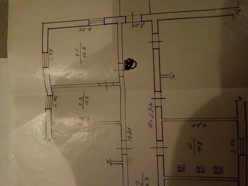 1 комнатная гостинка, Харьков, Гагарина метро, Гагарина проспект (485569 1)