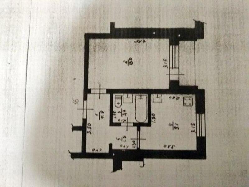 4 комнатная квартира, Чкаловское, Харьковская область (486028 1)