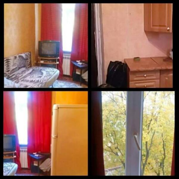 1 комнатная гостинка, Харьков, ХТЗ, Мира (Ленина, Советская) (486415 1)