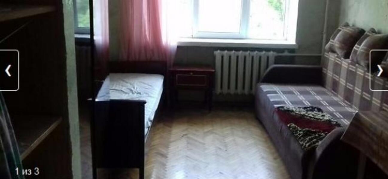 1 комнатная гостинка, Харьков, Павлово Поле, 23 Августа (Папанина) (487230 1)
