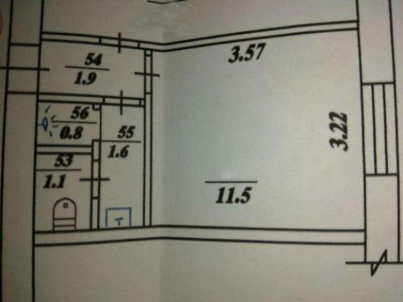 1 комнатная гостинка, Харьков, Завод Малышева метро, Плехановская (488531 1)