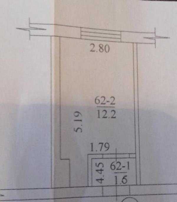 1 комнатная гостинка, Харьков, ХТЗ, Мира (Ленина, Советская) (489490 1)