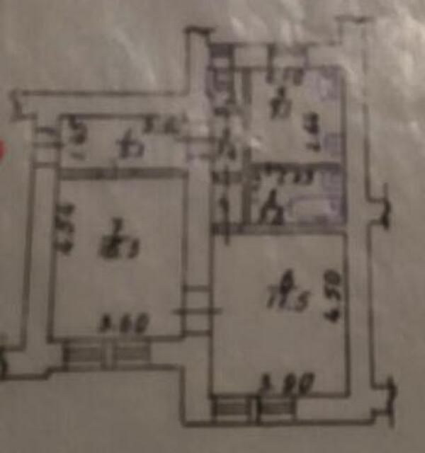 2 комнатная квартира, Харьков, Госпром, Данилевского (489833 1)