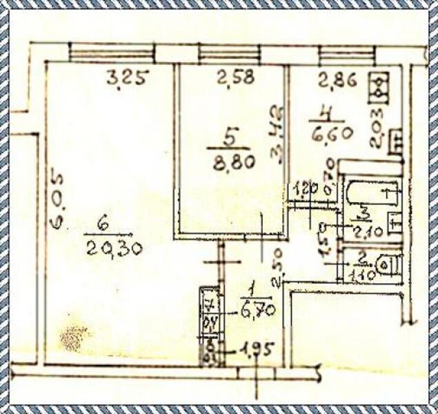 1 комнатная квартира, Харьков, Салтовка, Гвардейцев Широнинцев (490224 1)